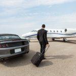 Путешествия при помощи бизнес авиации